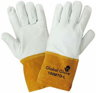 Global Glove Premium Goatskin Mig Tig Welder Glove