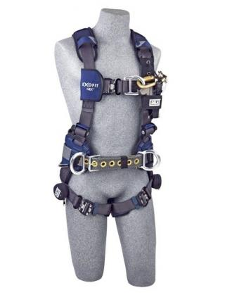 3M DBI Sala ExoFit NEX Global Wind Energy Harness with Belt