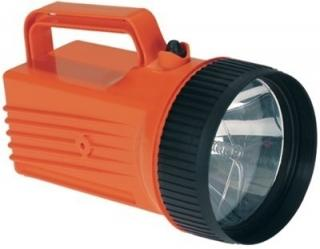 Bright Star 120-07050 2206 Industrial Lantern (Orange) with Circuit Breaker