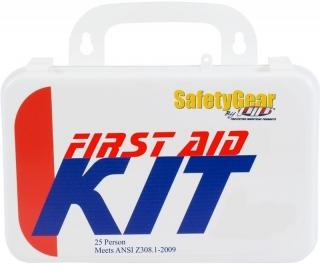 PIP Personal First Aid Kit - 25 Person
