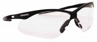 Jackson Safety Nemesis Clear Lens Safety Glasses