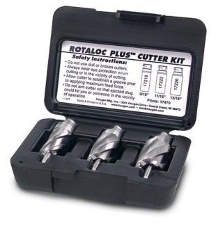 Hougen RotaLoc Plus Annular Cutter Kits