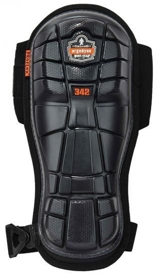 Ergodyne ProFlex Extra Long Cap Injected Gel Knee Pads
