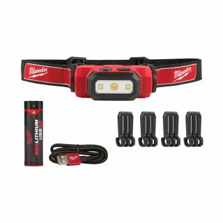 Milwaukee USB Rechargeable Headlamp