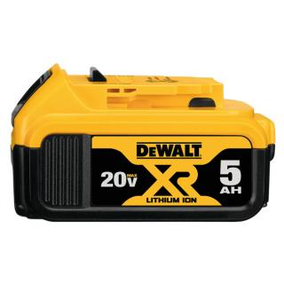 DeWALT 20V MAX 5 AH Battery