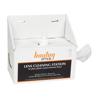 Bouton Optical Lens Cleaning Station
