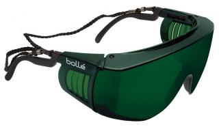 Bolle Override Green Welding Safety Goggles