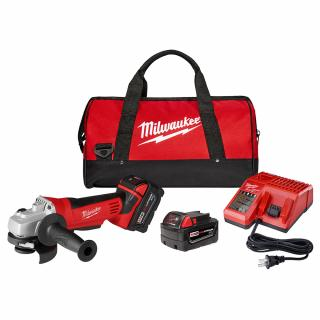Milwaukee M18 Cordless 4-1/2 inch Cut-Off Grinder Kit