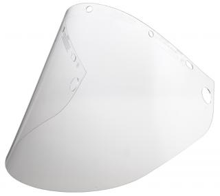 Honeywell Extended View Face Shield Window
