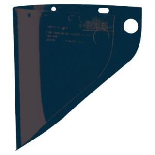 Honeywell Fibre-Metal High Performance Shade 3 Extended View Face Shield Window