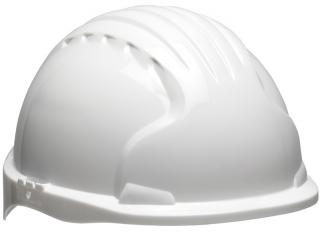 JSP 6151 Evolution Deluxe Short Brim Safety Helmet