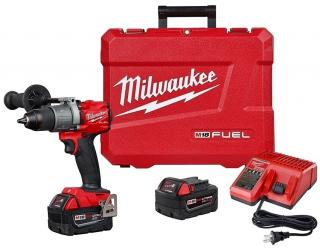 Milwaukee M18 FUEL1/2 Inch Drill/Driver Kit