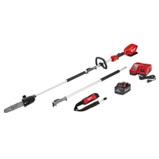 Milwaukee M18 QUIK-LOK 10 Inch Pole Saw Attachment (Optional Kit)