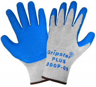 Gripster Plus Premium Etched Rubber Gloves (12 Pair)
