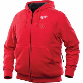 Milwaukee M12 Heated Hoodie Kit (Red)