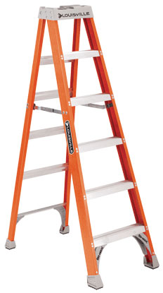 Louisville FS1506 Step Ladder - 6 Foot