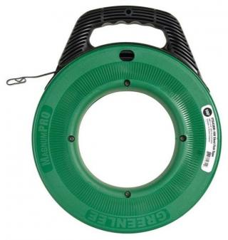 Greenlee MagnumPRO Fishtape, Steel - 1/4-Inch, 100-FT