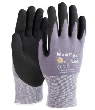 MaxiFlex Ultimate 34-874 Nitrile Coated Nylon Gloves - Single Pair