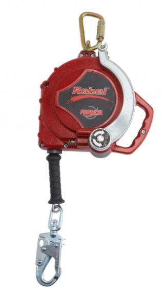 Protecta Rebel Self Retracting SS Lifeline - Retrieval