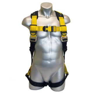 Guardian Fall Protection Series 3 1 D-Ring Harness