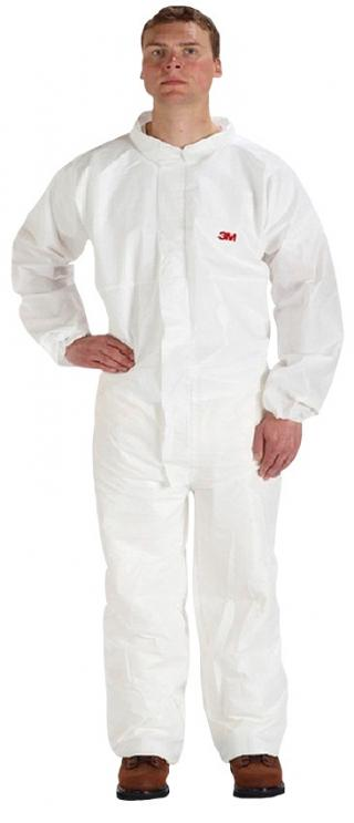 3M Disposable Protective Coverall Paint Suit