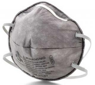 3M Particulate Respirator 8247, R95, with Nuisance Level Organic Vapor Relief- (Case)
