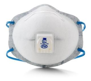 3M P95 Disposable Particulate Respirator