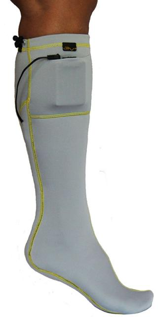 Volt Heated Grey 3V Socks