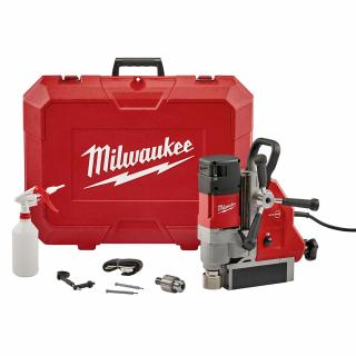 Milwaukee Compact Electromagnetic Drill Press Kit