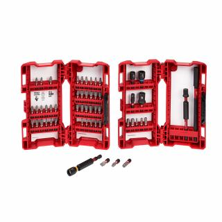 Milwaukee SHOCKWAVE 55 Piece Impact Duty Drill & Drive Set