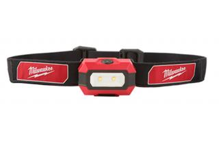 Milwaukee Alkaline Headlamp