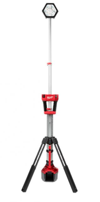 Milwaukee M18 ROCKET Dual Power Tower Light