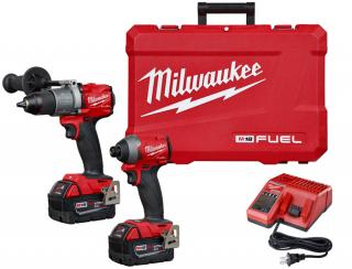 Milwaukee M18 FUEL 2 Tool Combo Kit
