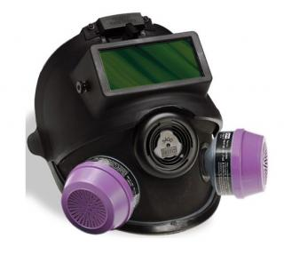 North Safety 5400 Series Full Facepiece