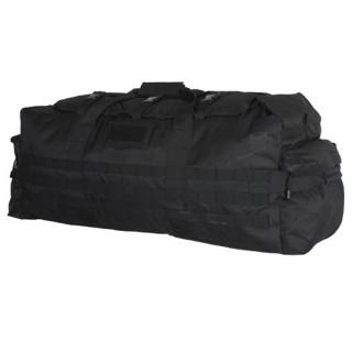 Jumbo Gear Bag/Backpack, Rugged Tactical Polyester