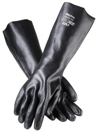 ProCoat 18 Inch PVC Dipped Glove with Interlock Liner and Smooth Finish