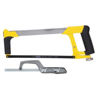 Stanley 12 Inch High-Tension Hacksaw with Mini Hack Saw