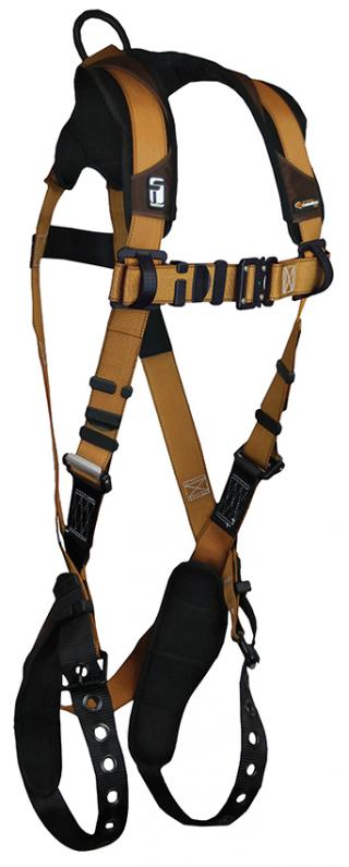 FallTech Advanced ComforTech Gel 1 D-Ring Climbing Harness