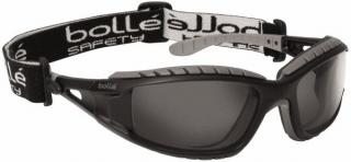 Bolle Tracker Safety Glasses with Smoke Lens