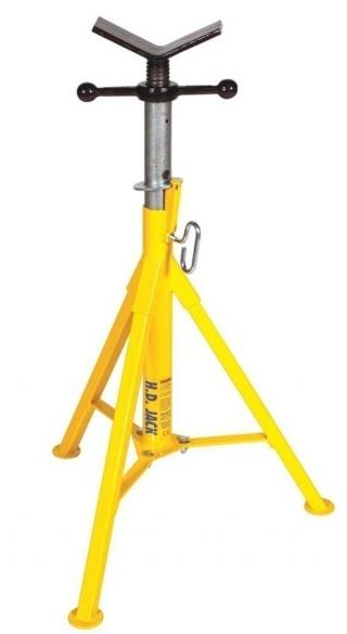 Sumner ST-801 Hi Heavy Duty Pipe Jack Stand with Vee Head