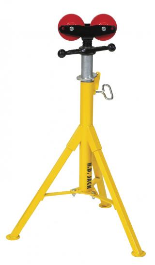 Sumner ST-802 Hi Heavy Duty Pipe Jack Stand with Roller Head