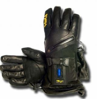 Volt Titan Men's Leather Heated Work Gloves