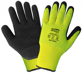 Samurai Glove - High-Visibility Cut and Heat Resistant Gloves (12 Pair)
