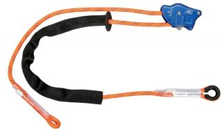 FallTech 8165A TowerClimber Adjustable Rope Positioning Lanyard with No Connectors
