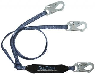 FallTech ViewPack Lanyard with Snap Hooks