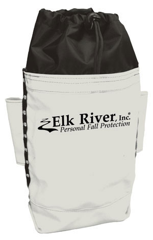 Elk River 84522 Canvas Deep Bolt Bag with Drawstring
