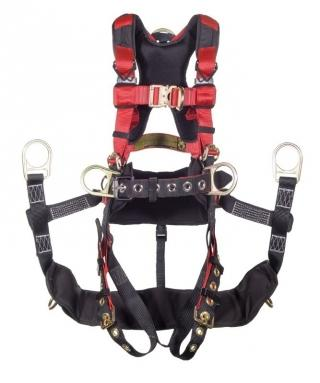 WestFall Pro Ascend Steel Tower Climbing Harness