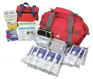 Pac-Kit Emergency Preparedness Kit - 24 Person