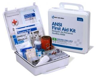 First Aid Only 50 Person Class B Bulk First Aid Kit