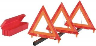 Cortina Triangle Reflector Warning Kits